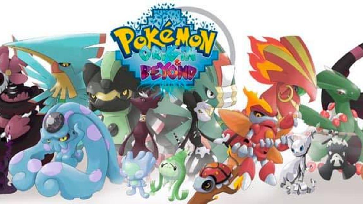 Este ilustrador está creando un Pokémon mexicano, y sus diseños son mejores que los de Nintendo
