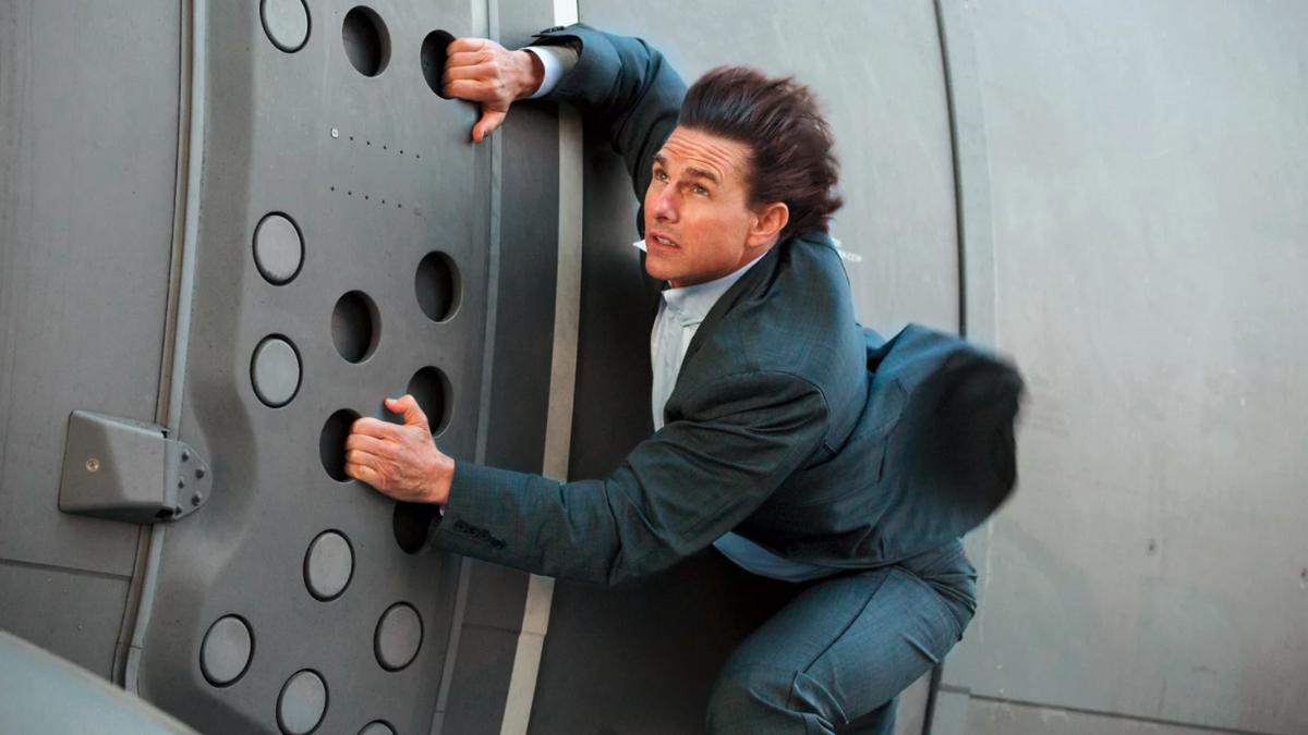 Tom Cruise hizo escena de riesgo más extrema de Misión Imposible