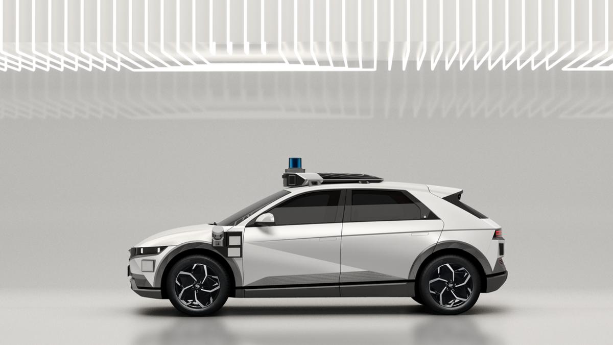 Los Robotaxis de Hyundai llegarán a Lyft en 2023