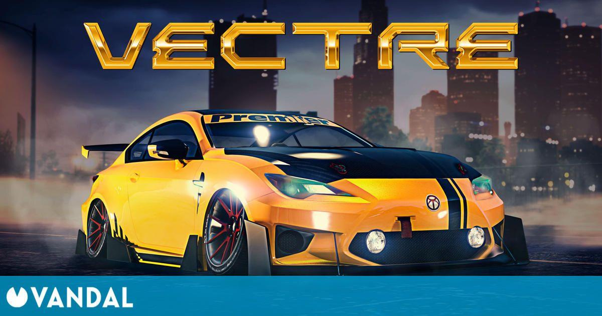 GTA Online: Llega el Emperor Vectre del Car Meet de LS, un nuevo contrato y más