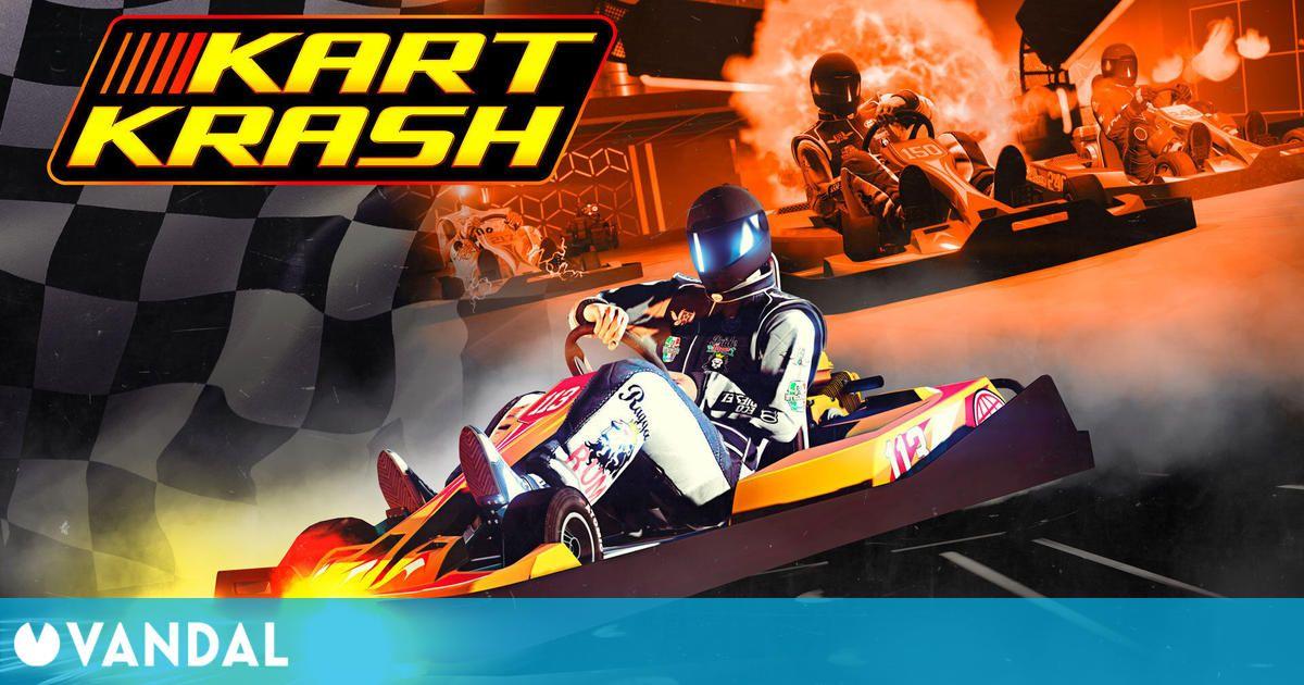 GTA Online: Nuevo modo Choque de karts, coche Pfister Growler de Los Santos Tuners y más