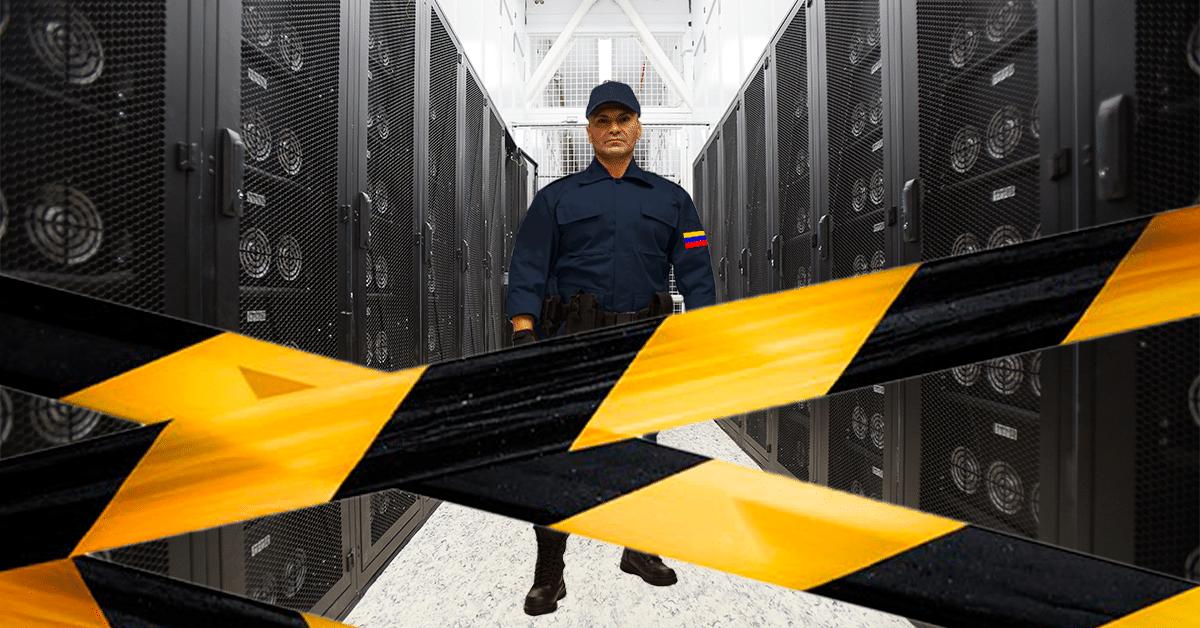 Minera de bitcoin en Venezuela es arrestada por presunto contrabando