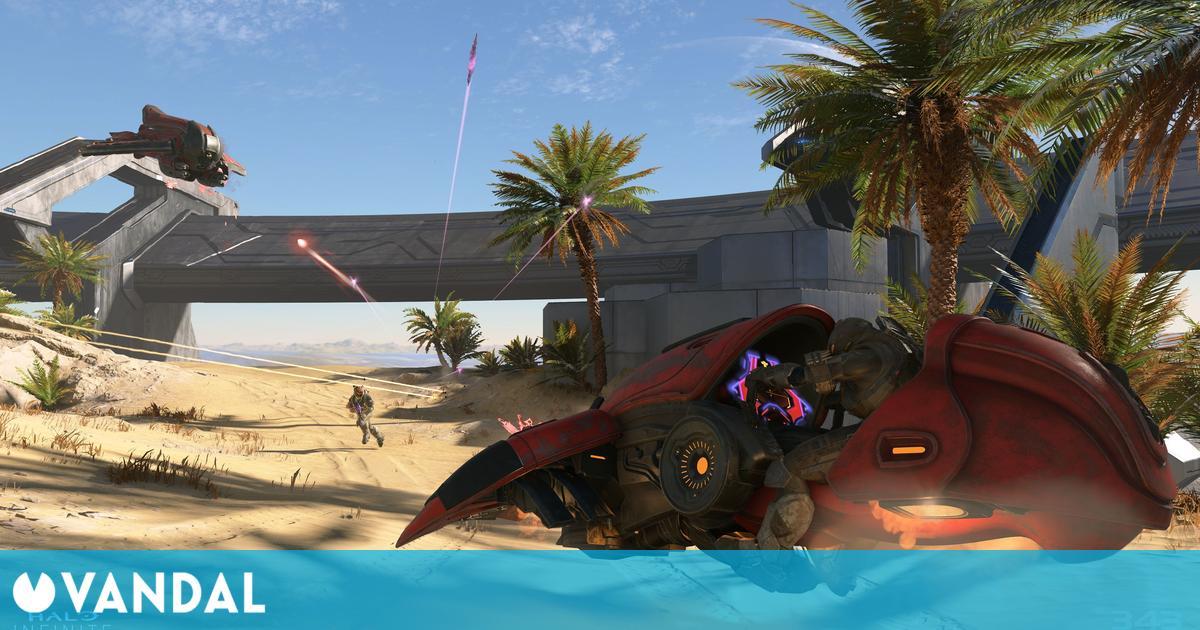 Halo Infinite: Su pase de batalla avanzará completando desafíos, no jugando partidas