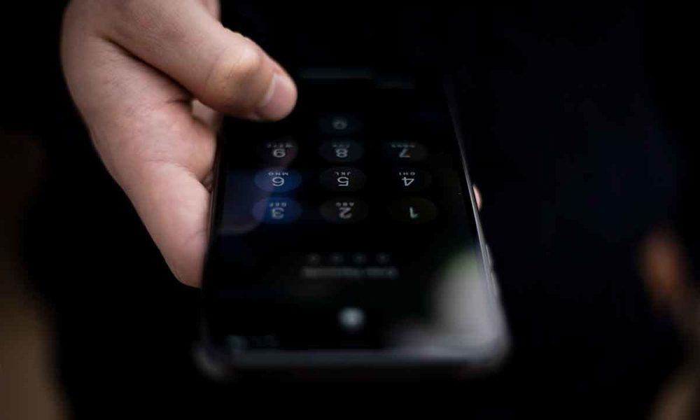 Apple probó un sensor dactilar en pantalla y lo descartó