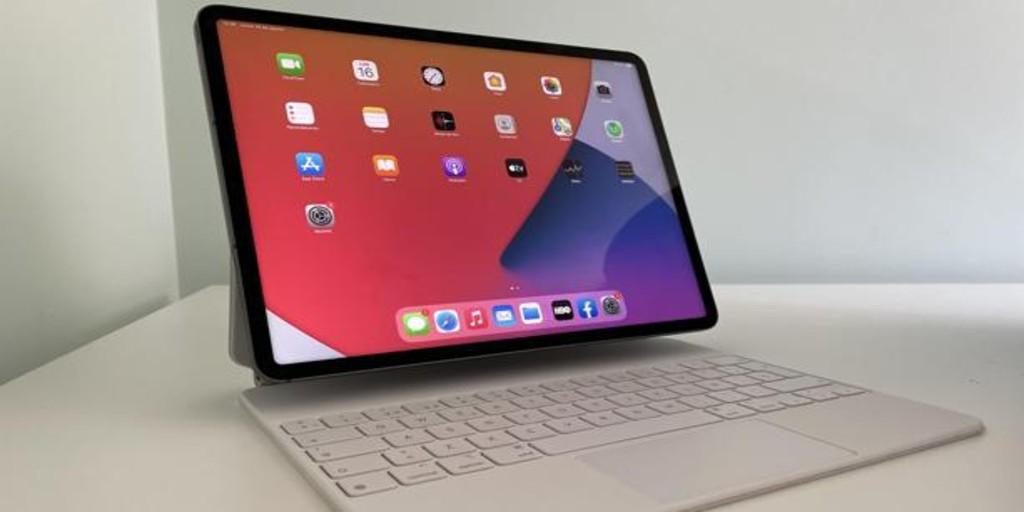 la tableta todoterreno que quiere ser un portátil