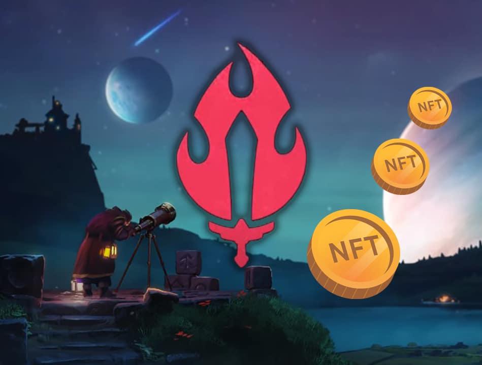 ¿Efecto Axie Infinity? Un juego que no existe recauda USD 200 millones en NFT