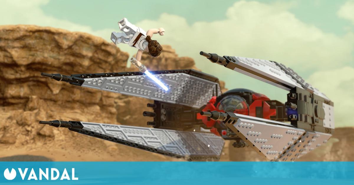 LEGO Star Wars: The Skywalker Saga se luce en un nuevo tráiler; saldrá en primavera de 2022