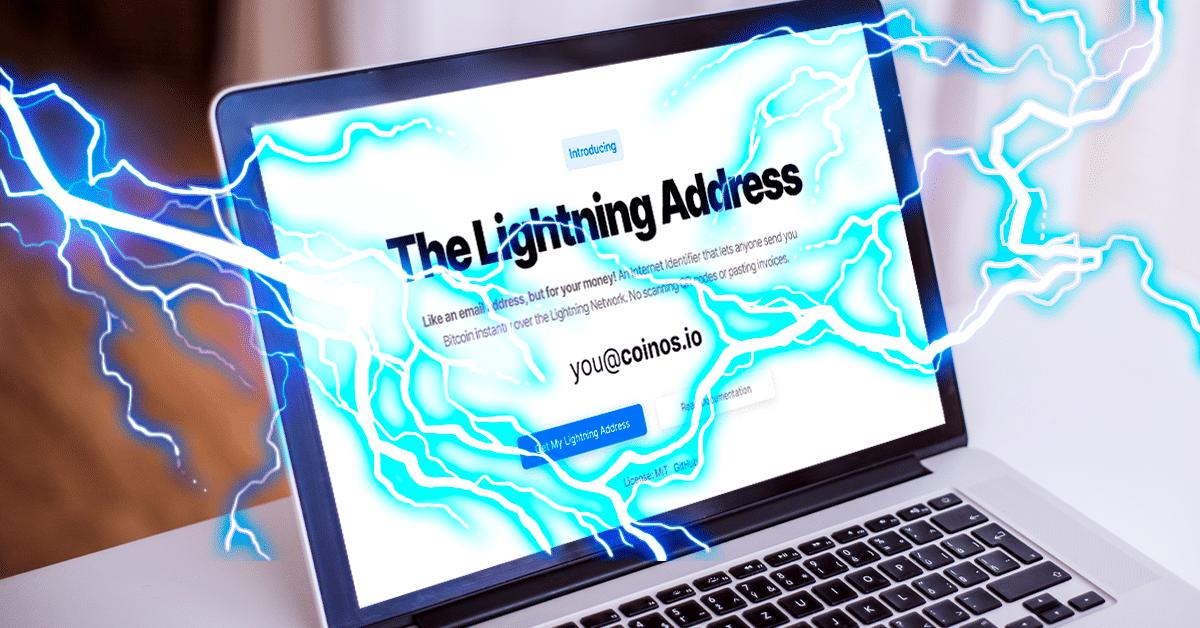 conoce el nuevo servicio LightningAddress