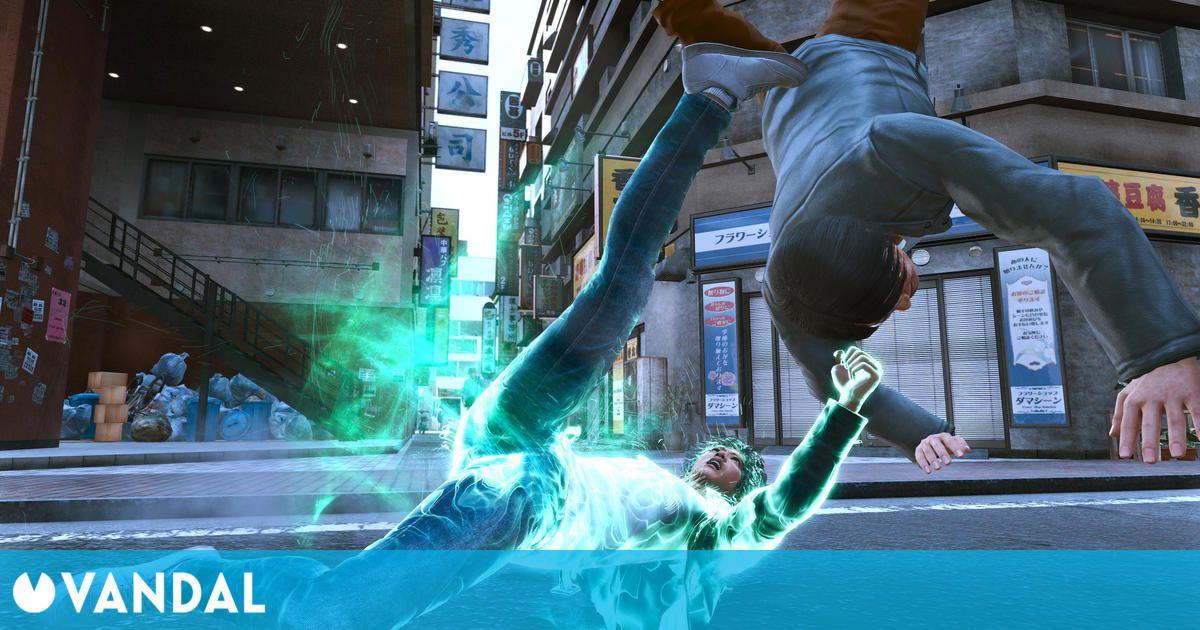 Lost Judgment muestra su acción y su parkour en un gameplay de más de 13 minutos