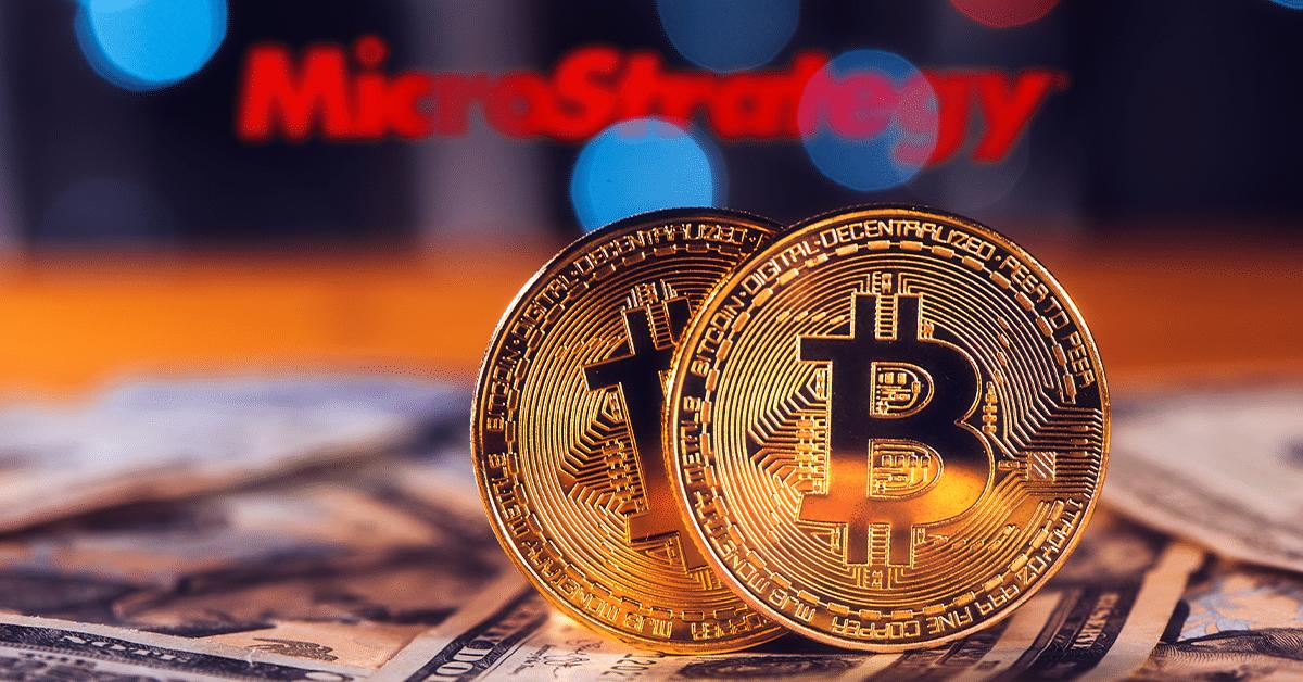 Bitcoin ha generado beneficios por USD 2 mil millones a MicroStrategy