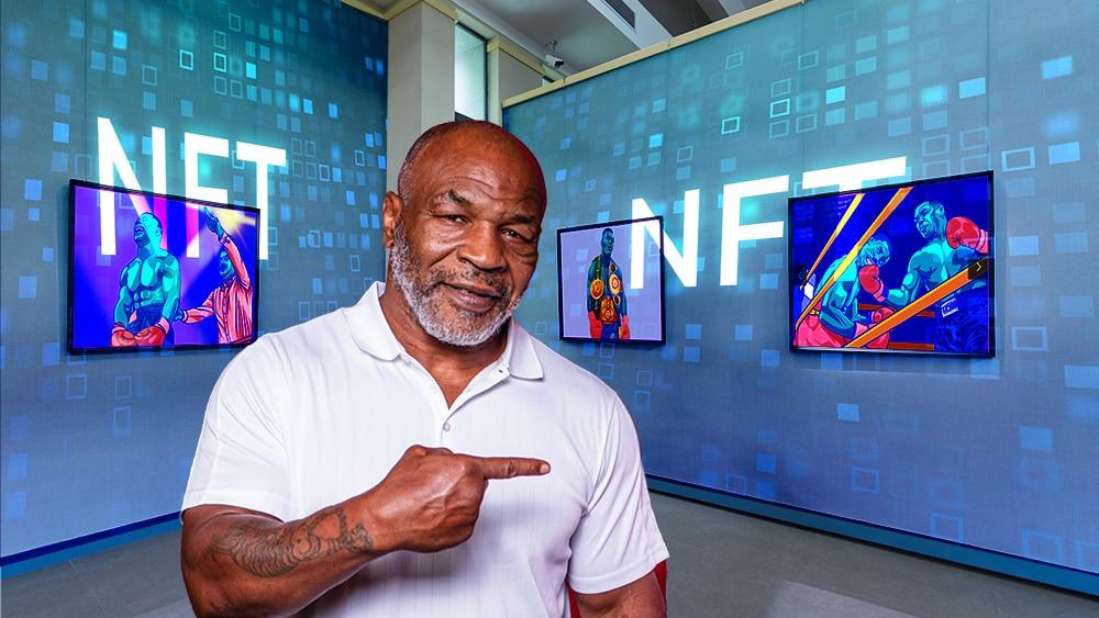 Mike Tyson busca una victoria con «knock out» en los NFT de Ethereum