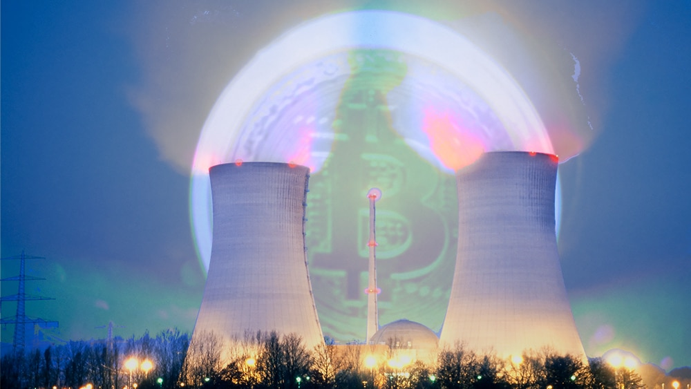 Empresas estadounidenses minarán bitcoin con energía nuclear