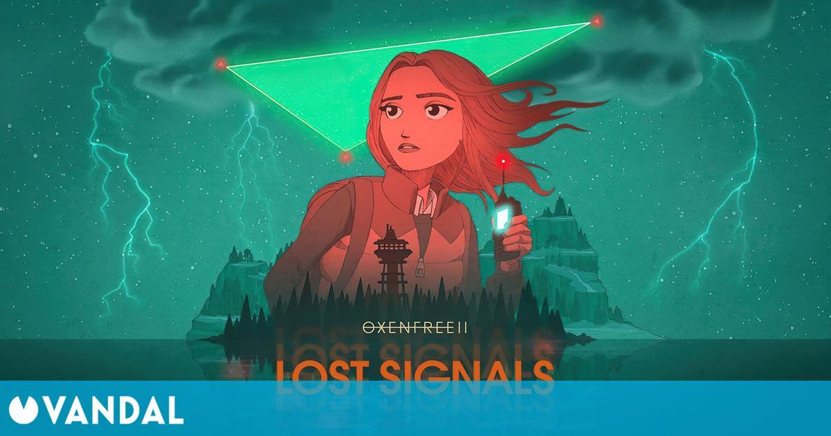 OXENFREE 2: Lost Signals confirma sus versiones para PS4 y PS5