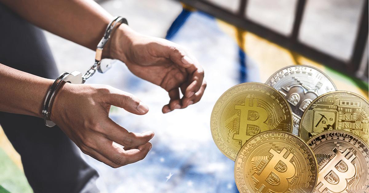 Policía de Brasil incauta casi 600 bitcoins a empresa que operaba bajo esquema de estafa