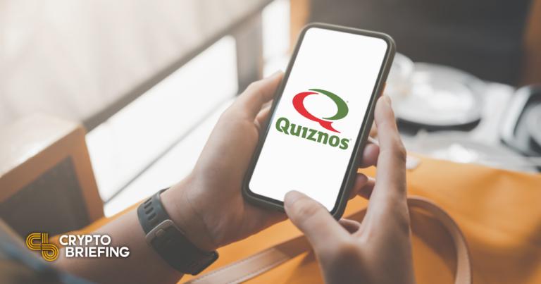 Bakkt se ha asociado con Quiznos en los pagos de Bitcoin