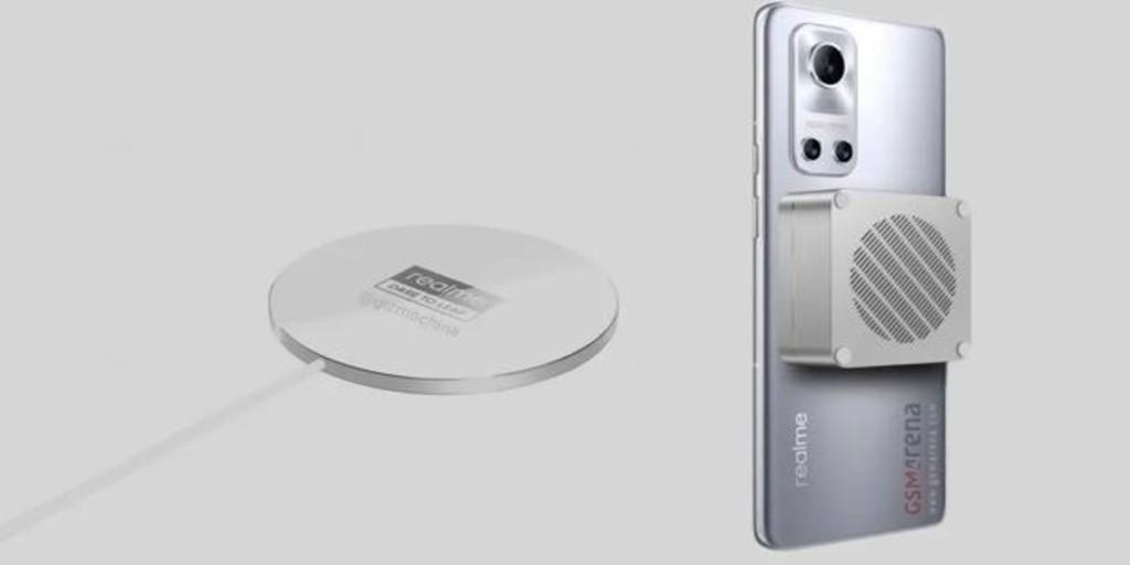 Realme presenta MagDart de 50W, el primer cargador inalámbrico magnético para Android