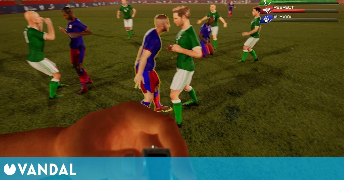 Referee Simulator nos pondrá en la complicada piel de un árbitro