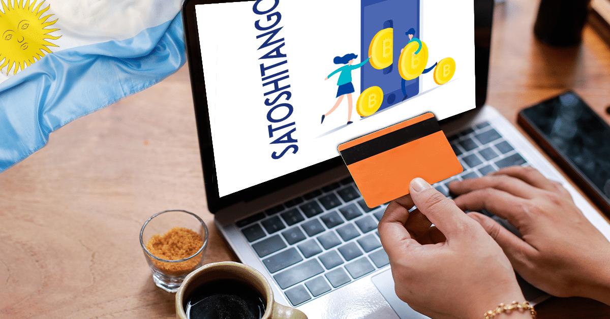 Ya puedes comprar criptomonedas con tarjeta de crédito en Argentina con SatoshiTango