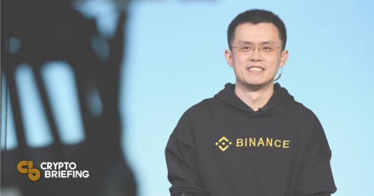 Binance «Pivotando hacia el cumplimiento proactivo»: CEO Zhao