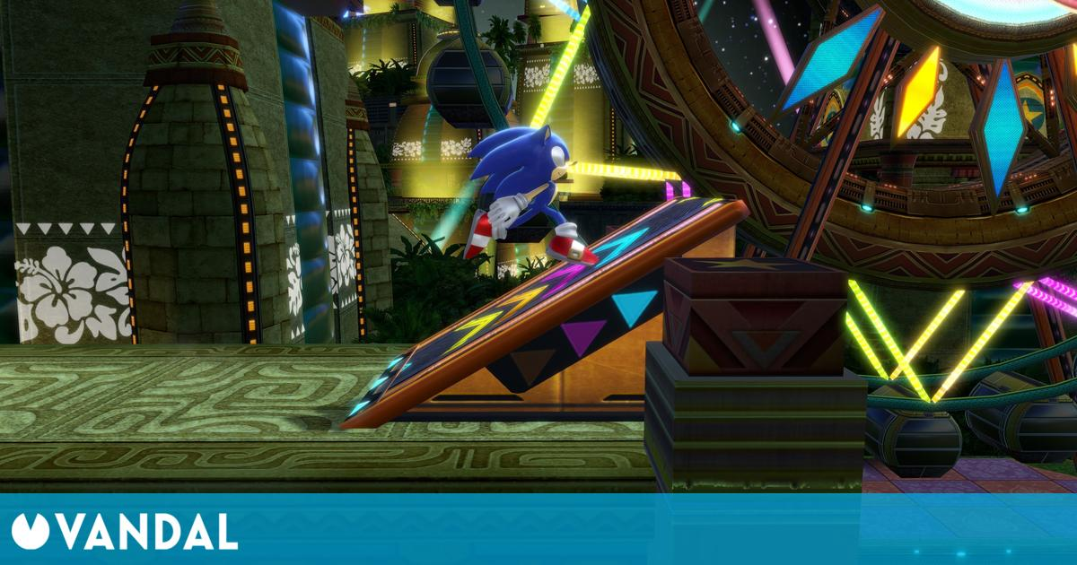 SEGA está desarrollando Sonic Colours: Ultimate con Godot, un motor gratuito y open source