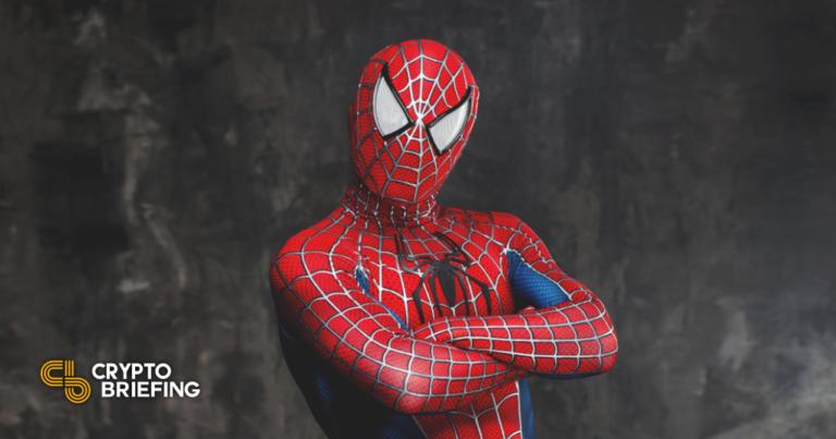 Marvel lanzará Spider-Man NFT el sábado