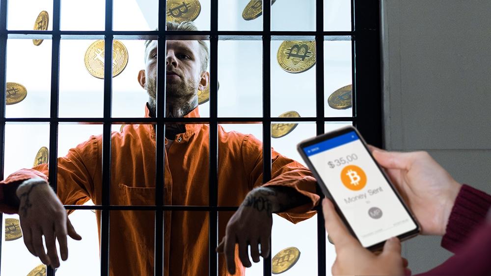 Traficante lavó dinero de drogas por 7.000 bitcoin incluso desde prisión