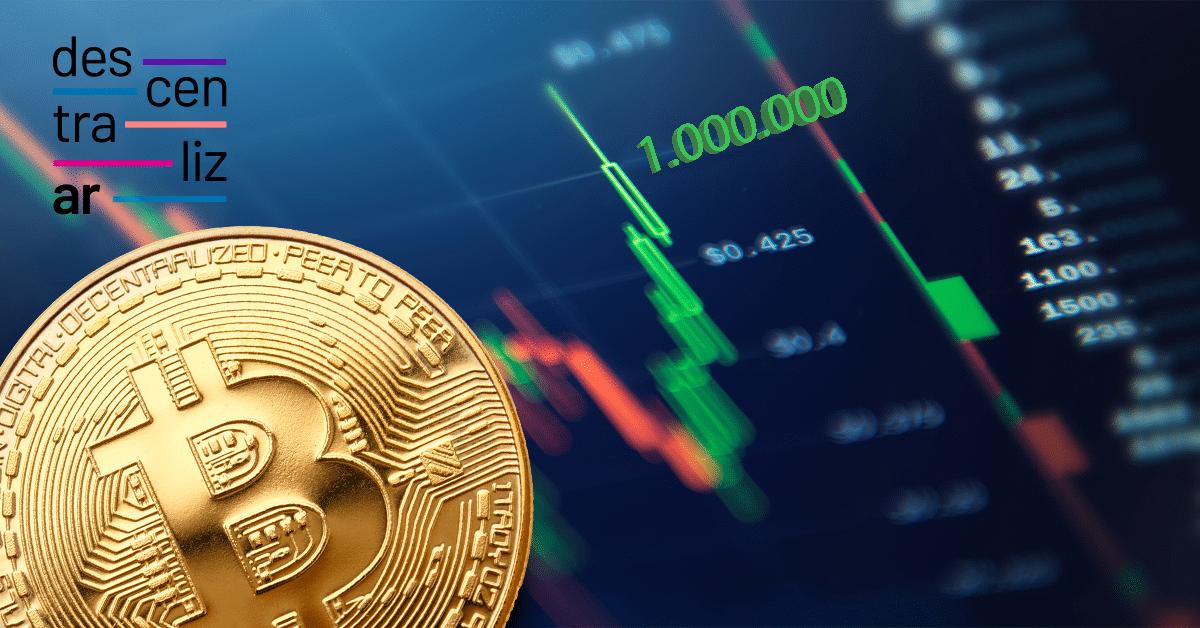 ¿Llegará bitcoin a 1 millón de dólares? Analista Carlos Maslatón asegura que sí