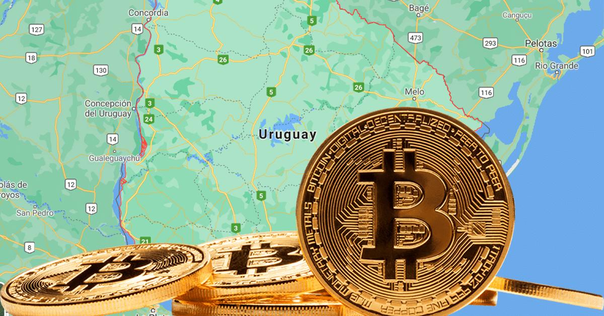 Uruguay regularía a bitcoin directamente desde la Presidencia de la República