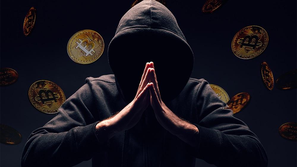 fingió su secuestro para robar 23 bitcoin y ahora lo busca la policía