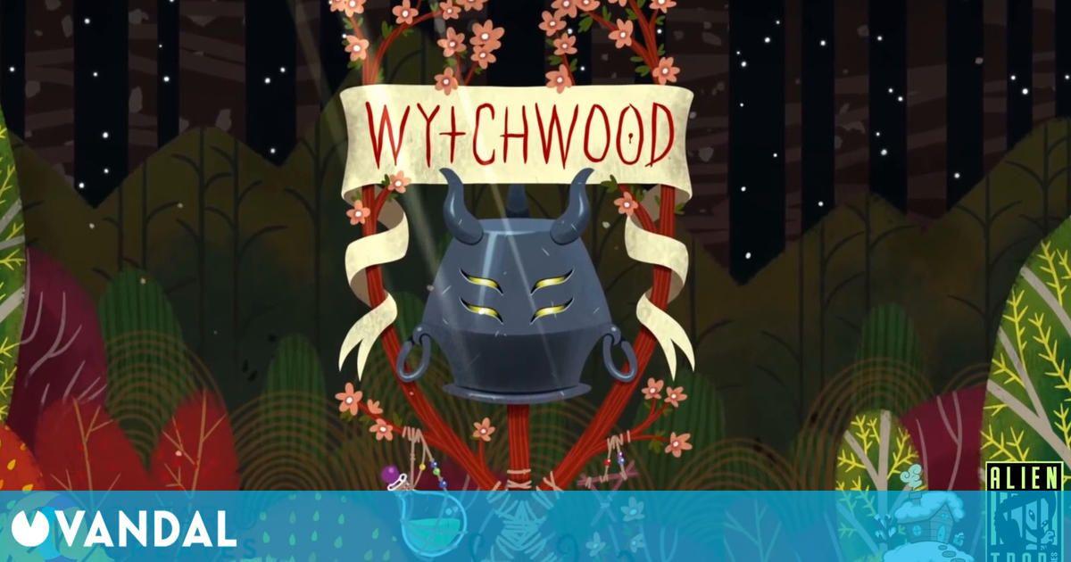 Wytchwood, un juego sobre brujería y fantasía, llega a consolas y PC en otoño