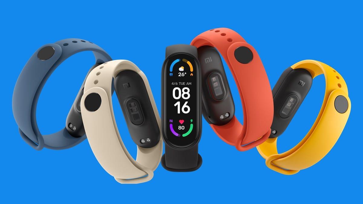 Xiaomi anuncia la Mi Band 6 con NFC para pagos contactless gracias a un acuerdo con MasterCard