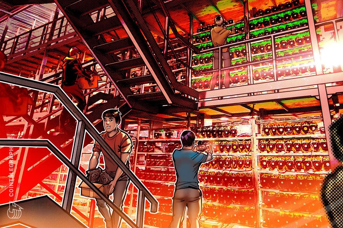 los mineros de Bitcoin se instalan tras el éxodo de China