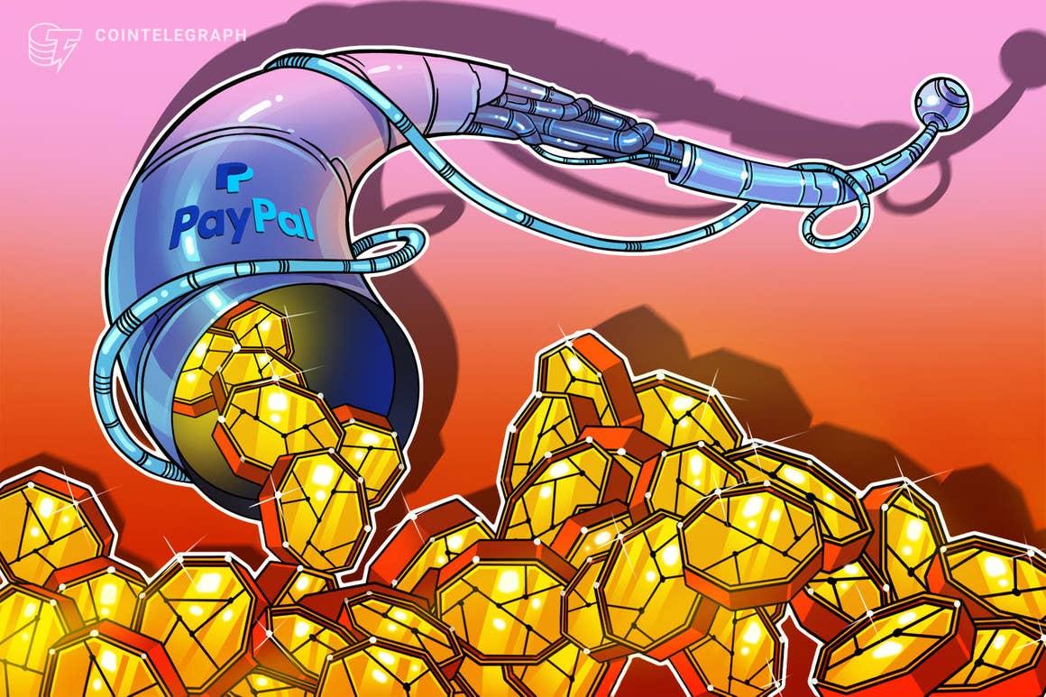 PayPal completa el despliegue del trading de criptomonedas para clientes del Reino Unido