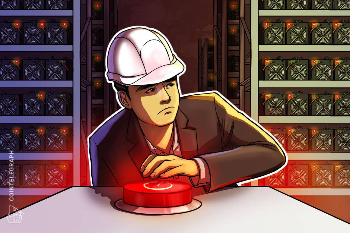Otro pool de minería de Ethereum se ve obligado a cerrar debido a la represión de China