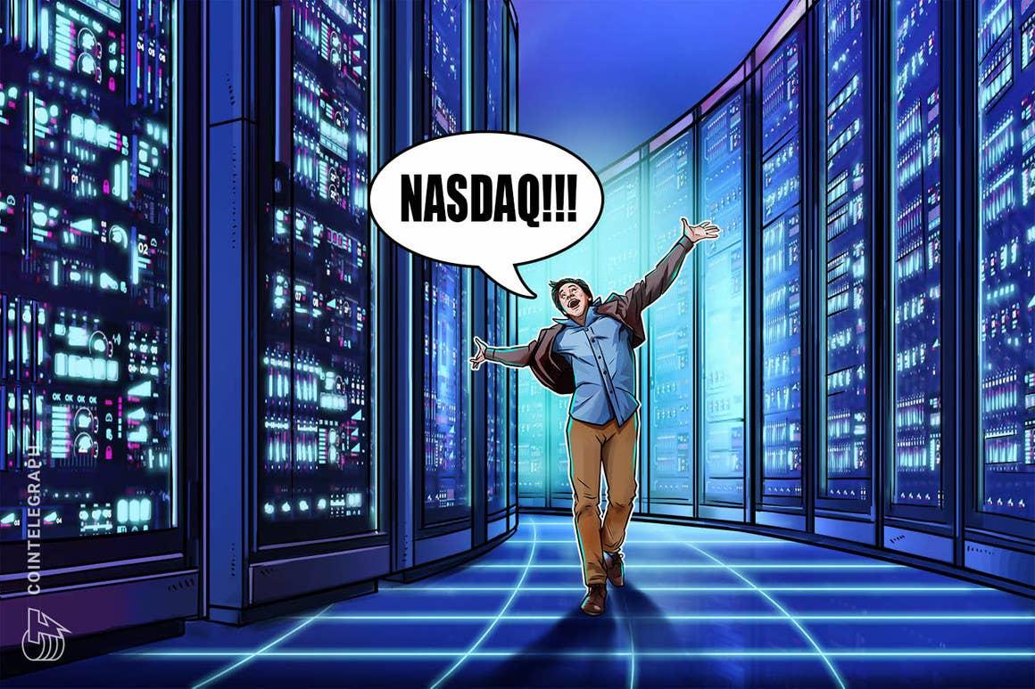 La minera de Bitcoin Greenidge se prepara para cotizar en el Nasdaq mediante una fusión
