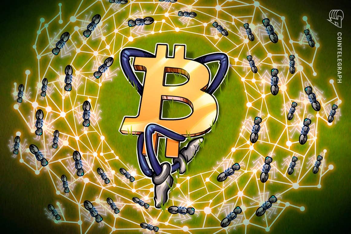 la red Bitcoin registra el bloque número 700,000
