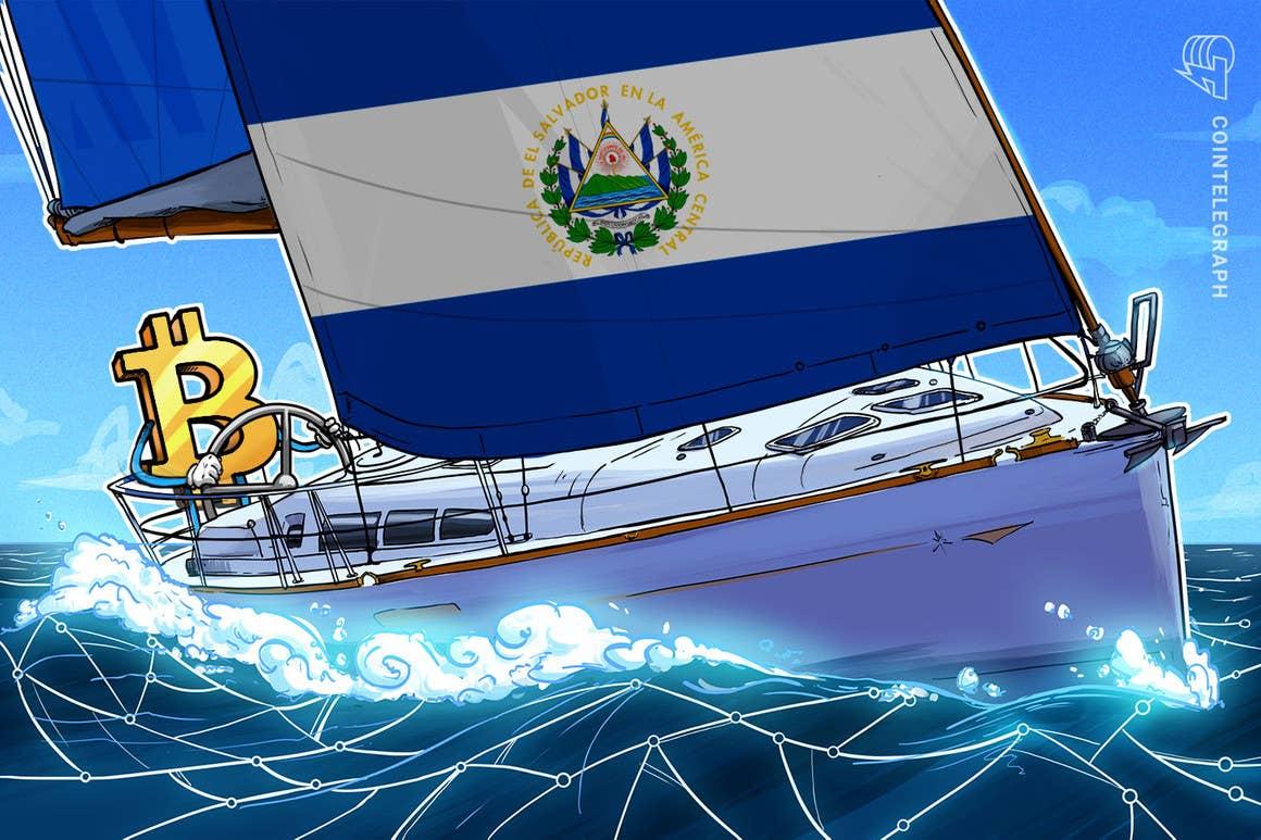 El Salvador compra sus primeros 200 BTC, confirma el presidente Bukele