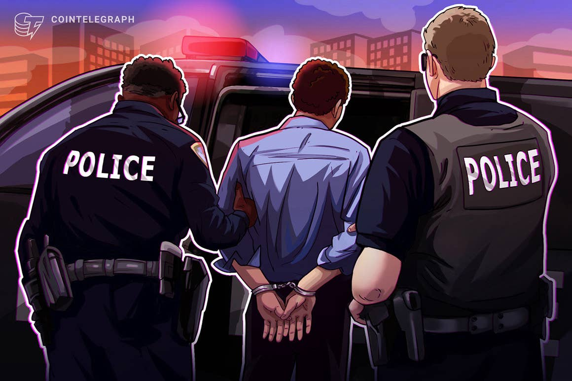 La policía de Taiwán arresta a 14 sospechosos por estafar a más de 100 inversores en criptomonedas