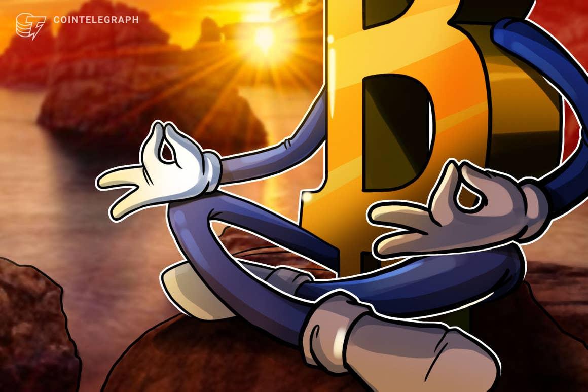Bitcoin necesita mantener los USD 50,000 para evitar el objetivo de precio bajista de USD 44,000