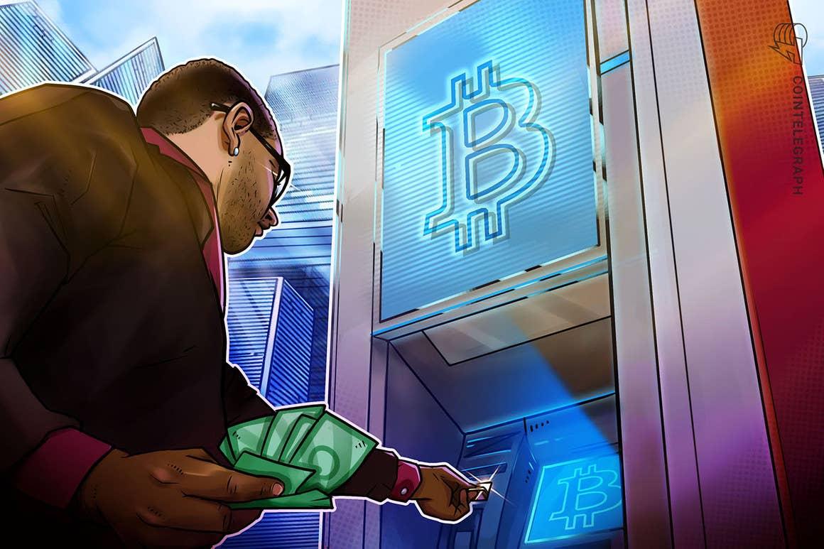 El Salvador ocupa el tercer lugar en instalaciones globales de cajeros automáticos de Bitcoin, según datos