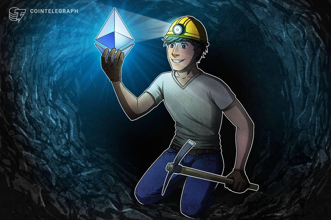 Golem lanza una aplicación para minar Ethereum en el portátil… pero es difícil obtener ganancias