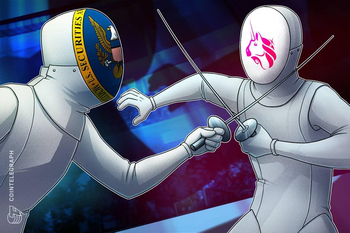 La SEC de EE.UU está investigando el exchange descentralizado Uniswap, según informes