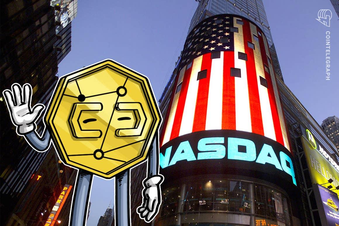 Nasdaq proporcionará información sobre los precios de sus operaciones con acciones tokenizadas en DeFiChain