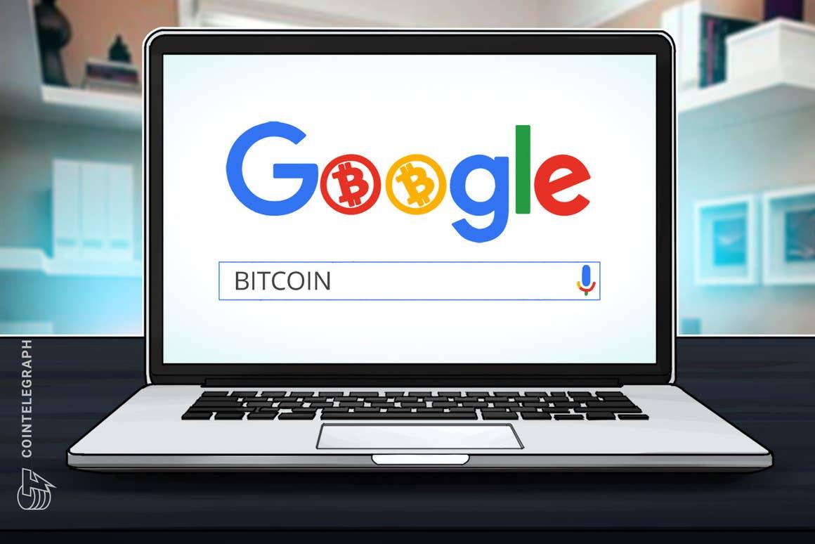 Google, el indicador de tendencias de Bitcoin más popular, cumple hoy 23 años