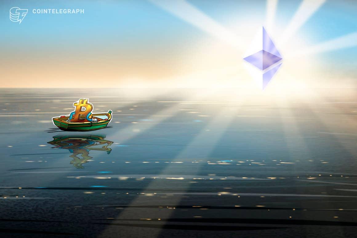 Ethereum sustituirá a Bitcoin como la principal red de criptomonedas, afirma el cofundador de Polygon