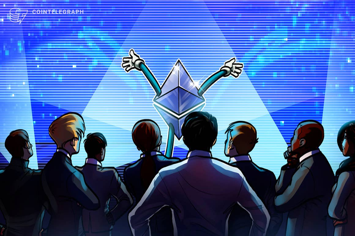El precio de Ethereum vuelve a alcanzar los USD 3,000 mientras los inversores institucionales se concentran en los futuros de ETH