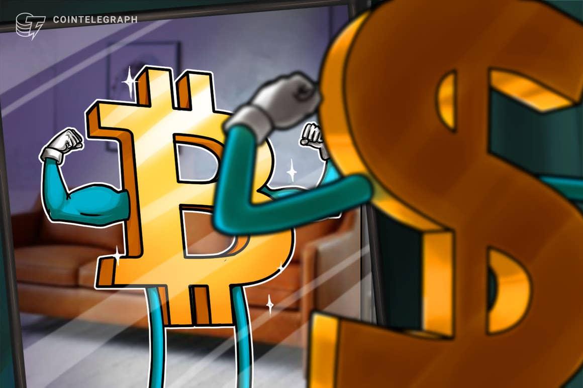 El precio de Bitcoin supera los USD 50,000, las acciones caen después de un decepcionante reporte de empleabilidad en EEUU