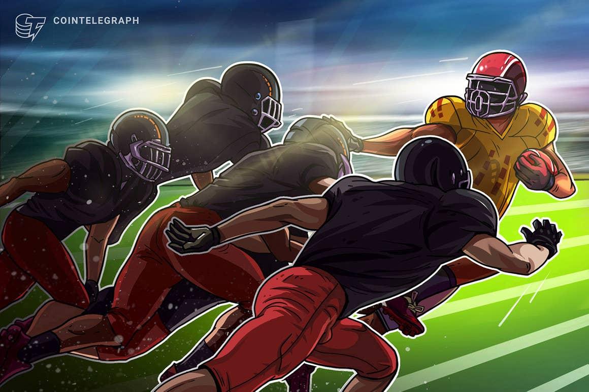 Dapper Labs lanzará Top Shot para la NFL, mientras FTX ficha a Aaron Jones de los Packers