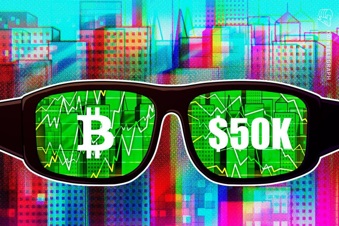 Bitcoin apunta a una «resistencia final» en el nivel de USD 51,000 mientras ETH se acerca a USD 4,000 por primera vez desde mayo