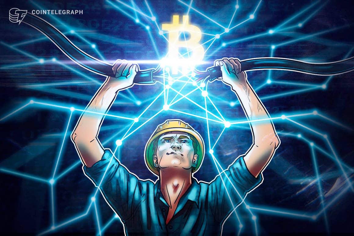 El consumo de energía de Bitcoin este año ya ha superado todo el de 2020